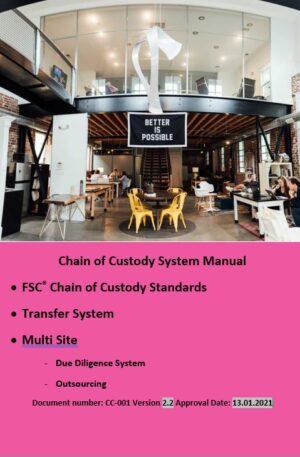 FSC Multi-Site Transfer Chain of Custody